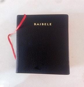 bemba bible